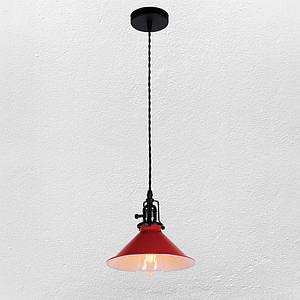 Люстра в стиле лофт  52-7319-1 RED
