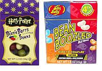Набор канфет Бин Бузлд и Гарри Поттер, Bean Boozled  and Harry Potter Bertie Botts