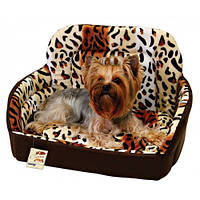 Лежак-диван для собак и кошек Джек (45х32х36)