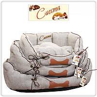 Лежак для собак и кошек Кантри 1 (50х40х20)