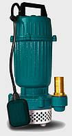 Дренажный, фекальный насос Euroaqua QDX 3-10-0.37 с датчиком уровня воды