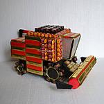 Новинка! Комбайн из конфет - оригинальный подарок ко Дню работников сельского хозяйства