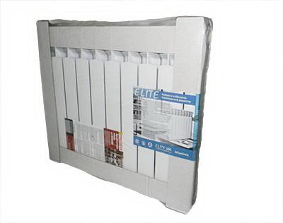 Радиатор биметалл 380/80 heat line M-300S1