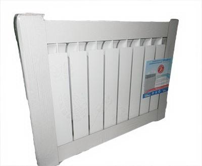 Батарея отопления биметаллическая 500/80 heat line M-500S
