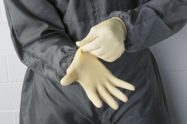 Перчатки малярные и универсальные