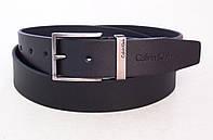Ремень мужской Calvin Klein кожаный для джинс и брюк, фото 1