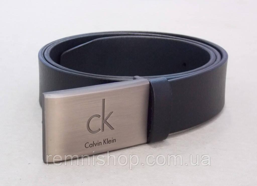 Мужской ремень с закрытой пряжкой Calvin Klein