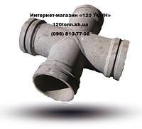 Крестовина для топливного трубопровода