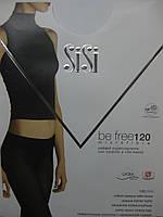 Сверхплотные колготки с заниженной талией SISI BI FREE 120 DEN