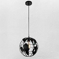"""Люстра в стиле лофт """" Глобус"""" (модель 56-PR3001-1)"""