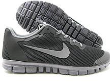 Кроссовки мужские Nike Free Run 3.0 V5 Reflect Silver