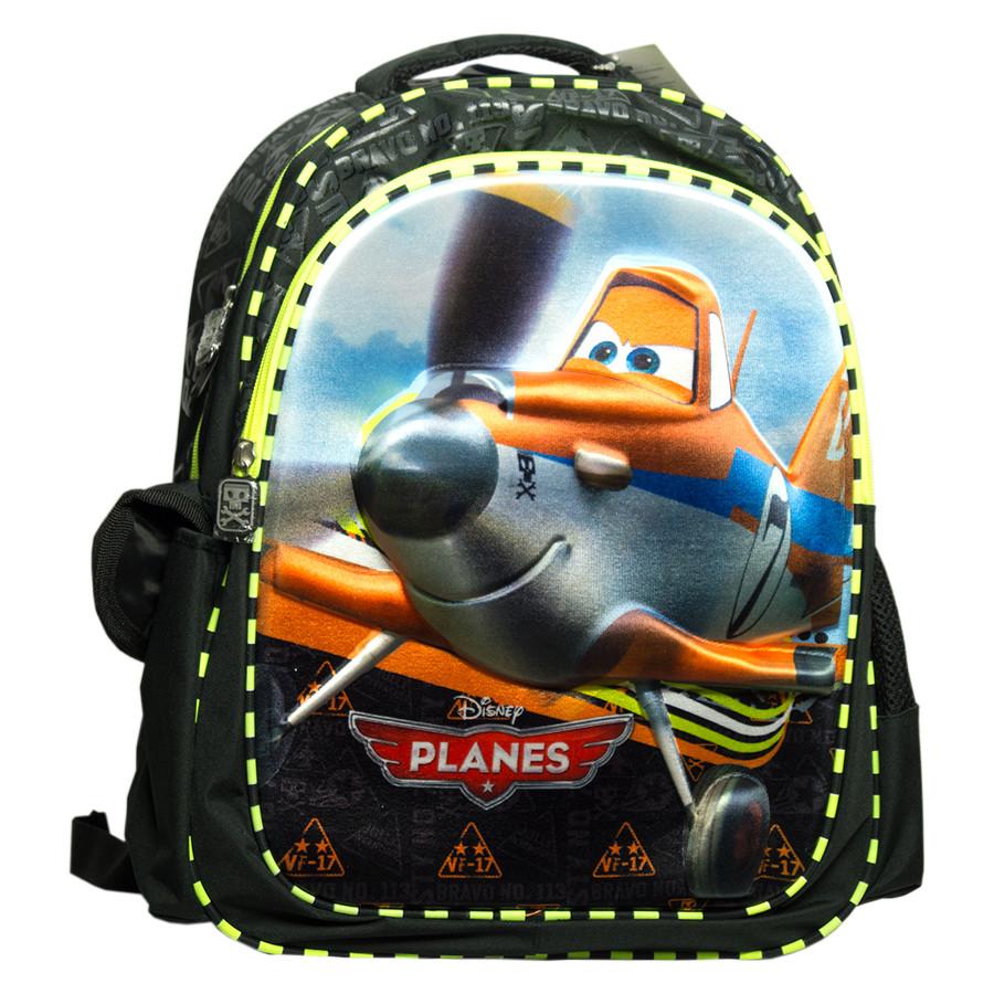 Школьный рюкзак для мальчика Planes 3D Fabrica