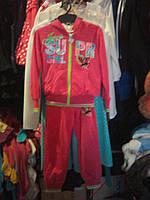 Спортивный костюм для девочки 2 - 5 лет