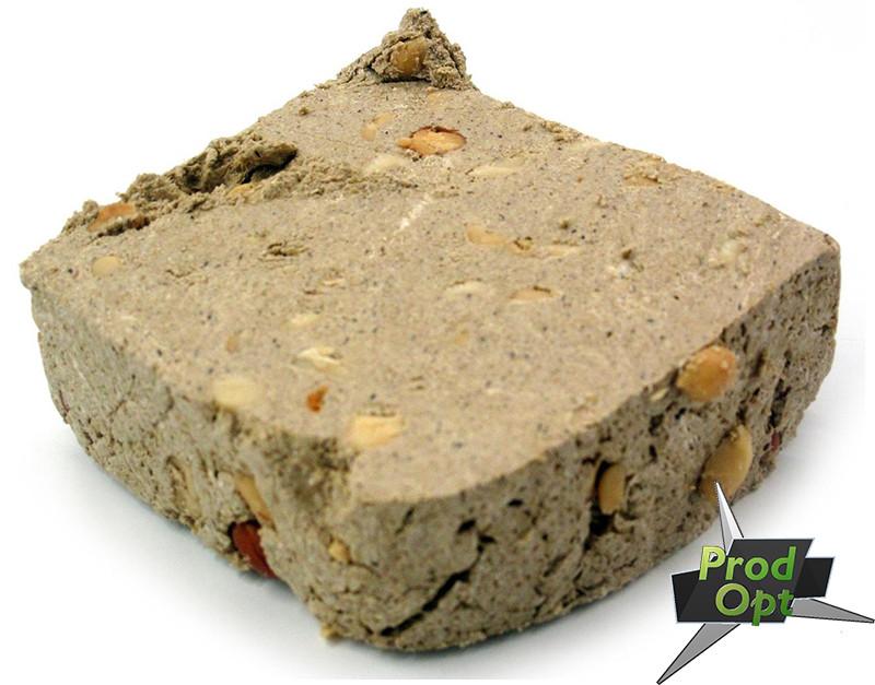 Халва нарізна з арахісом 5,5 кг Солодка балка