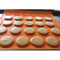 Коврик силиконовый для макарунов, фото 1
