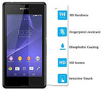 Защитное стекло 9H для Sony Xperia M5