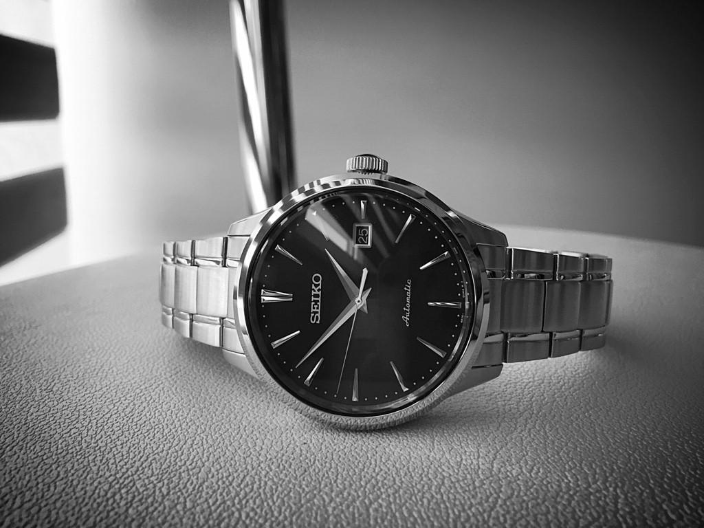 Часы Seiko SRP703K1 Automatic 4R35