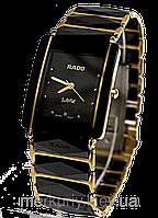 Часы Rado Integral (Радо) кварцевые керамические унисекс