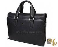 Кожаная сумка для ноутбука и документов «Дипломатичная I»