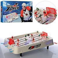 Хоккей JT 0701 настольный на штангах. 53,5-29-6 см