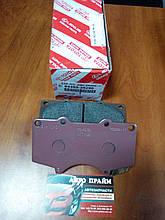 Колодки тормозные Toyota PRADO 120 / gx 470 (04465-35290)