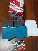 Тормозные колодки Land Cruiser Prado 150 LexuS GX 04465-60320