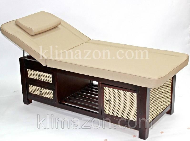Cтационарный массажный стол 295