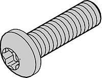 Винт EN ISO 14579 с цилиндрической головкой с отверстием под ключ TORX. (ГОСТ 11738-84), фото 1