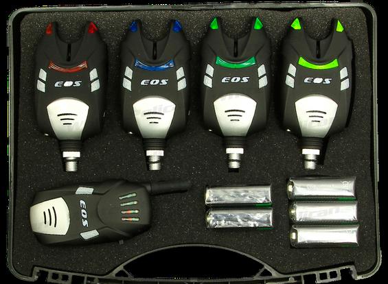 Набор сигнализаторов с пейджером EOS 4+1