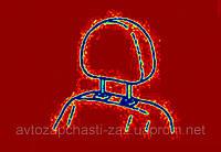 Подголовник передний в сборе на Ланос Т1311, СЕНС, Lanos T97 / T100, ЗАЗ Chance. Каталожный номер d-1078101
