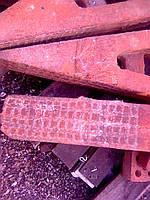 Зуб ковша ЭКГ-5, ЭКГ-5А с наплавкой чертеж 1080.10.02-1(запчасти к экскаваторам ЭКГ-5, ЭКГ-5А, ЭКГ-4.6), фото 1
