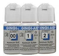 Нить ретракционная, нитка ретракційна, Джинджи-Аид ( Gingi-Aid ) (синяя) № № 00,0,1,2 ОРИГИНАЛ !!!