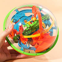 Игрушка-головоломка Magical Intellect Ball, шар лабиринт на 118 ходов, купить Киев