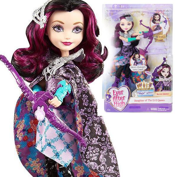 Кукла Ever After High Raven Queen Magic Arrow Равен Квин из серии Волшебная стрела