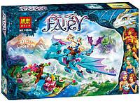 """Конструктор 10500 Bela Fairy """"приключения дракона воды"""", 214 дет."""