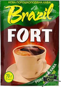 Кава розчинна FORT BRAZIL 70 г