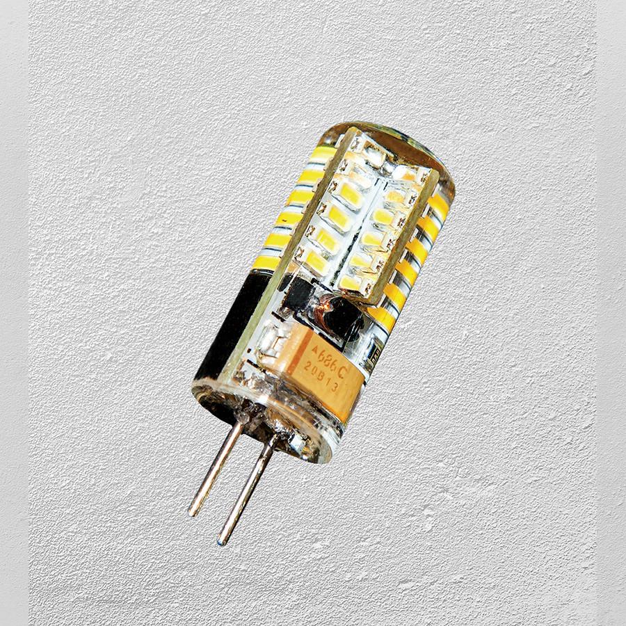 Лампочка LED G4 3W 12V AC-DC  нейтральный