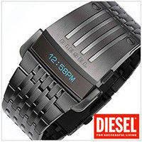 Копия без бегущей строки Мужские стильные наручные кварцевые  противоударные часы Diesel Хищник (Дизель)