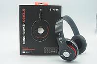 Блютус наушники Monster Beats STN-16 MP3+FM Наушники беспроводные МП3 Плеер + Радио .  Цвета разные в наличии.