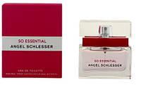 Angel Schlesser SO Essential EDT 30 ml туалетная вода мужская (оригинал подлинник  Испания)