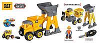 Конструктор Самосвал и Башня-погрузчик Toy State Machine Maker (80911)