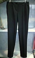 Женские шерстяные брюки с карманами