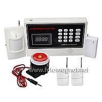 Сигнализация GSM (комплект) COLARIX ALM-GSM-002 (охранная сигнализация gsm)
