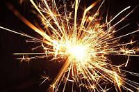 Бенгальские огни 70 см, 5 шт/уп, бенгальські вогні