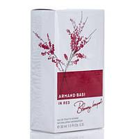 Armand Basi in Red Blooming Bouquet EDT 30 ml  туалетная вода женская (оригинал подлинник  Испания)