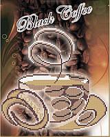 Схема для вышивки бисером Кофе