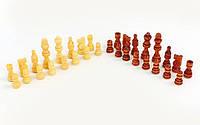 Шахматы различного размера из дерева и пластика