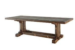 Стол обеденный деревянный