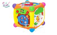 """Детский игровой развивающий центр """"Волшебный кубик"""" 936"""