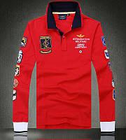 Aeronautica Militare original мужская рубашка поло ралф лорен поло купить в Украине
